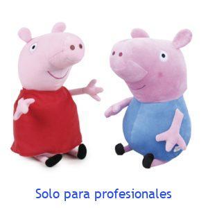 Peppa Pig & York varios tamaños