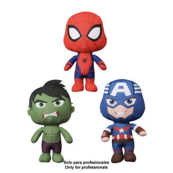 SUPER HEROES 40 CM